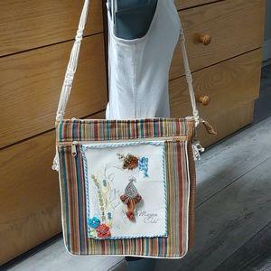 ⭐3/$10⭐ Cross body bag by Maya Art